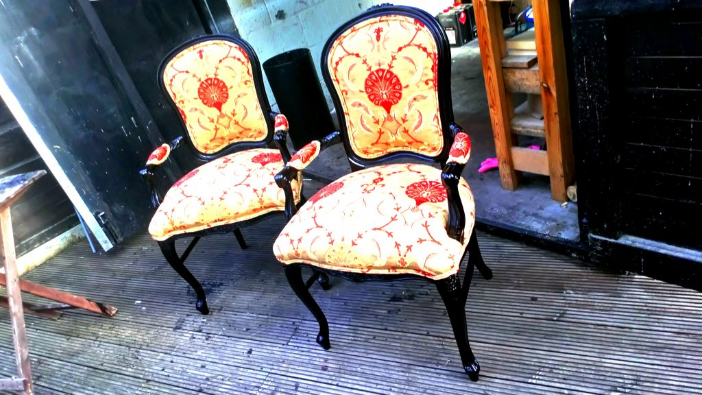 What does an Upholsterer do?